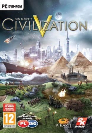 Sid Meier's Civilization V - wersja cyfrowa
