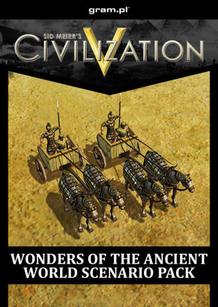 Sid Meiers Civilization V: Wonders of the Ancient World Scenario Pack DLC