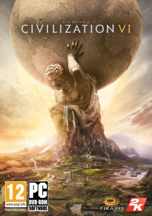 Sid Meiers Civilization VI: Rise and Fall - DLC