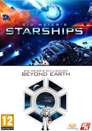 Sid Meiers Starships + Sid Meiers Civilization: Beyond Earth - wersja cyfrowa