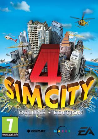 SimCity 4 Deluxe (MAC) - wersja cyfrowa
