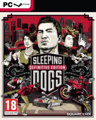 Sleeping Dogs: Definitive Edition - wersja cyfrowa