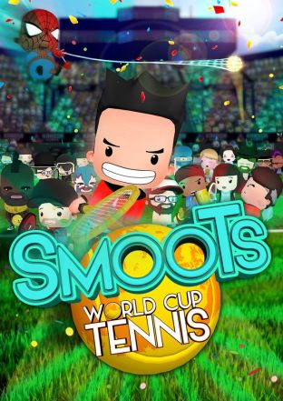 Smoots World Cup Tennis - wersja cyfrowa