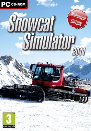 Snowcat Simulator 2 - wersja cyfrowa