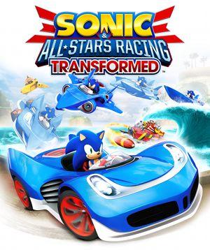 Sonic & All-Stars Racing Transformed - wersja cyfrowa