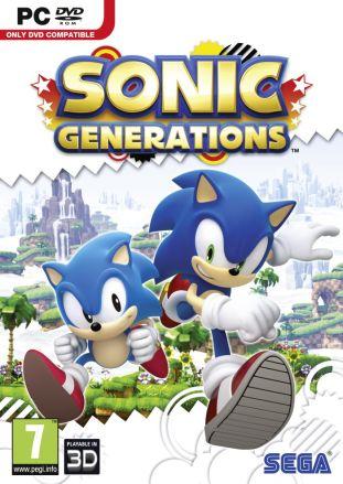 Sonic Generations - wersja cyfrowa