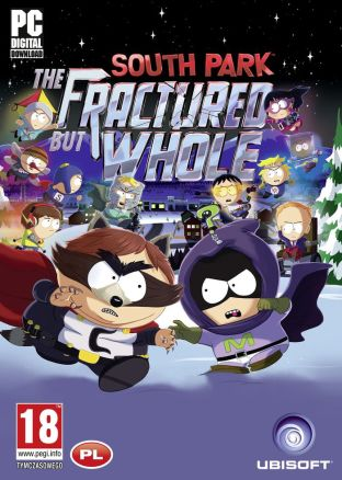 South Park: The Fractured but Whole - wersja cyfrowa