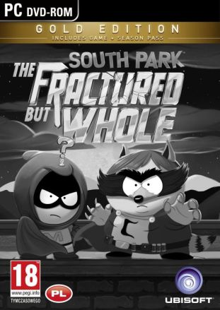 South Park: The Fractured but Whole - Złota Edycja - wersja cyfrowa