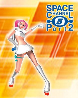 Space Channel 5: Part 2 - wersja cyfrowa