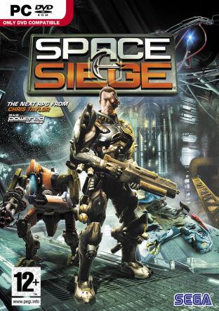 Space Siege - wersja cyfrowa