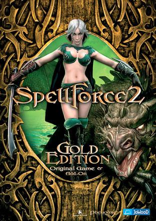 Spellforce 2 Gold Edition - wersja cyfrowa