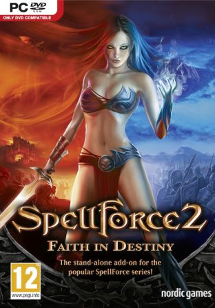 Spellforce 2: Faith in Destiny - wersja cyfrowa