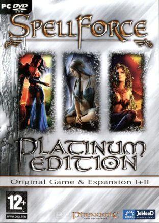 Spellforce Platinum Edition - wersja cyfrowa