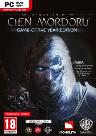 Śródziemie: Cień Mordoru - Game of the Year Edition - wersja cyfrowa