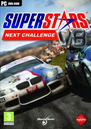Superstars V8 Next Challenge - wersja cyfrowa