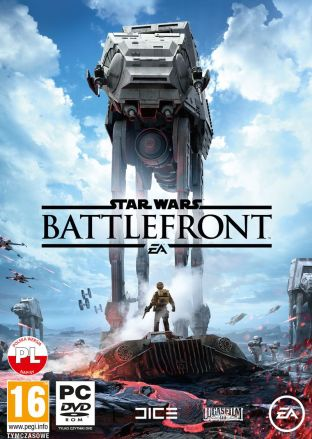 Star Wars: Battlefront (2015) + Bitwa o Jakku
