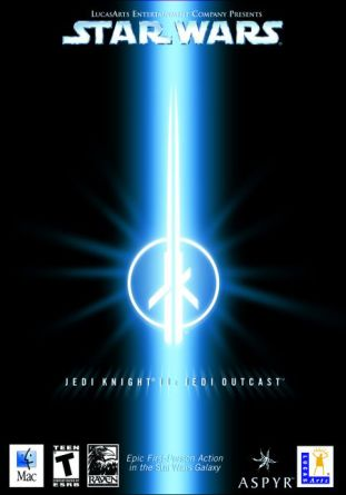 Star Wars: Jedi Knight II: Jedi Outcast (MAC) - wersja cyfrowa