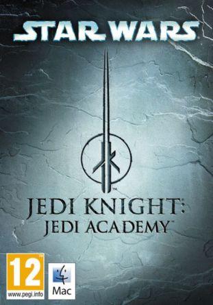 Star Wars Jedi Knight: Jedi Academy (MAC) - wersja cyfrowa