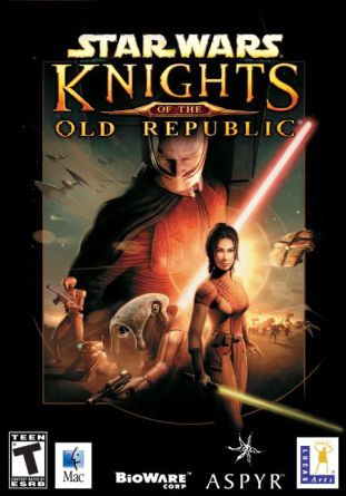 Star Wars Knights of the Old Republic (MAC) - wersja cyfrowa