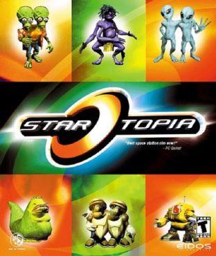 Startopia - wersja cyfrowa