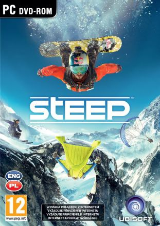 Steep: Droga do Olimpiady - DLC