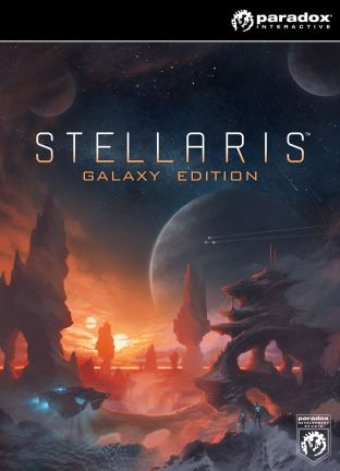 Stellaris - Galaxy Edition - wersja cyfrowa