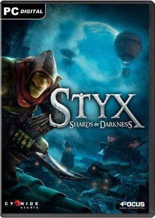 Styx: Shards of Darkness - wersja cyfrowa