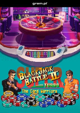 Super Blackjack Battle 2 Turbo Edition - The Card Warriors - wersja cyfrowa