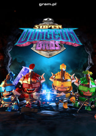 Super Dungeon Bros. (PC/MAC) - wersja cyfrowa