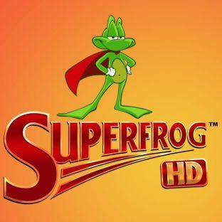Superfrog HD - wersja cyfrowa
