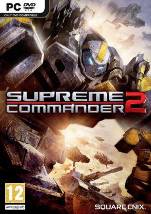 Supreme Commander 2 - wersja cyfrowa