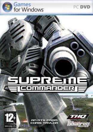 Supreme Commander - wersja cyfrowa