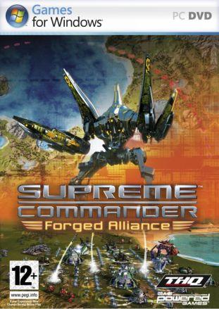 Supreme Commander: Forged Alliance - wersja cyfrowa