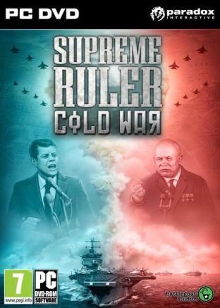 Supreme Ruler Cold War - wersja cyfrowa