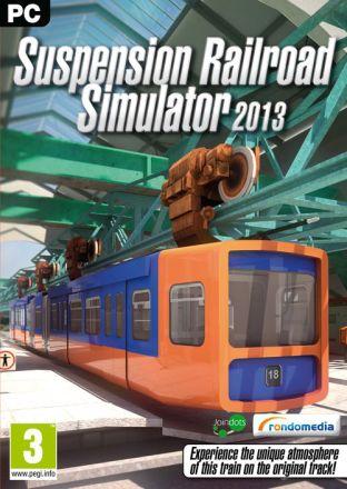Suspension Railroad Simulator 2013 - wersja cyfrowa