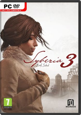 Syberia III - Deluxe Edition (PC/Mac) - wersja cyfrowa