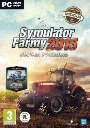 Symulator Farmy 2015 - Edycja Premium - wersja cyfrowa