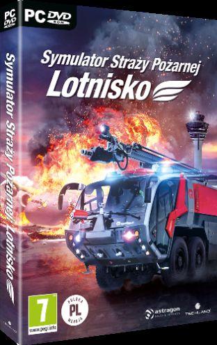 Symulator Straży Pożarnej: Lotnisko - wersja cyfrowa