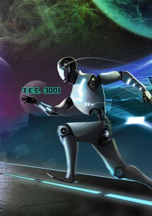 T.E.C. 3001 - wersja cyfrowa