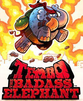 TEMBO THE BADASS ELEPHANT - wersja cyfrowa