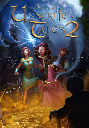 The Book of Unwritten Tales 2 - wersja cyfrowa