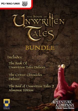 The Book of Unwritten Tales Collection - wersja cyfrowa