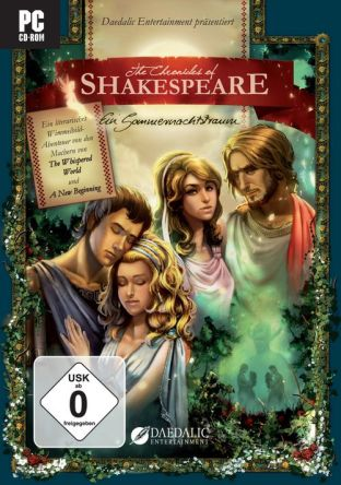 The Chronicles of Shakespeare - A Midsummer Nights Dream - wersja cyfrowa