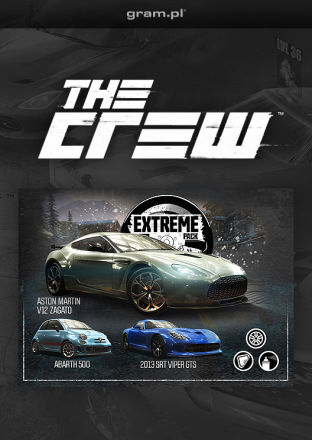 THE CREW - EXTREME CAR PACK - wersja cyfrowa