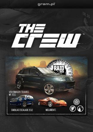 THE CREW - RAID CAR PACK - wersja cyfrowa