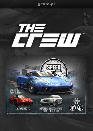 THE CREW - SPEED CAR PACK - wersja cyfrowa