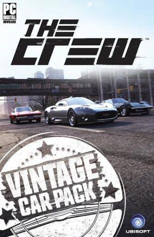 The Crew: Vintage Car Pack - DLC