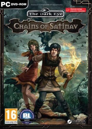The Dark Eye - Chains of Satinav - wersja cyfrowa