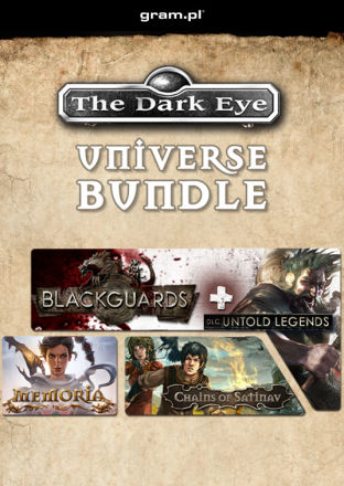 The Dark Eye Universe Bundle - wersja cyfrowa