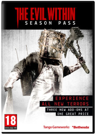 The Evil Within: Season Pass - wersja cyfrowa